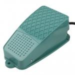 Alarme de porte TFS-105 AC 250V 10A antidérapage Pied boîtier métallique Commutateur commande pédale, Longueur du câble: 90cm...