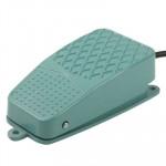 Alarme de porte TFS-2 AC 250V 10A antidérapage Pied boîtier métallique Commutateur commande pédale, Longueur du câble: 90cm ...