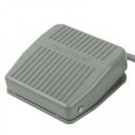 Alarme de porte TFS-201 AC 250V 10 A Electric Power Plastic Foot Switch Pédale d'alimentation, Longueur du câble: 1m - wewoo.fr