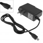 Chargeur tablette Micro USB Tablet PC / Téléphone mobile, Sortie: 5V 2A, US Plug Longueur: 1.1m - wewoo.fr