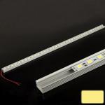 Tube LED 8.5W Blanc Chaud 36 SMD 5050 Aluminium Light Bar, Longueur: 50cm N3374 - wewoo.fr