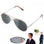 Anti-Track Protection UV Lunettes de soleil Reflex Miroir côté avec Box - wewoo.fr
