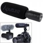 Microphone appareil photo Aputure V-MIC D1 directionnel à canon, Soutien Pan 360 degrés / 180 Inclinaison - wewoo.fr