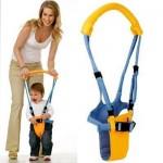 Porte bébé Enfants Gilet type Laisses Harnais enfant en bas âge de sécurité réglable Moon Walk adjoint - wewoo.fr