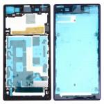 Boitier intégral Sony logement avant Plaque Cadre Bezel LCD de remplacement Xperia Z1 / C6902 L39h C6903 C6906 C6943 Violet ...