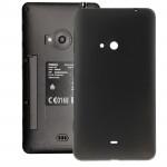 Boitier intégral Nokia Lumia 625 Logement batterie d'origine couverture arrière avec bouton latéral noir - wewoo.fr