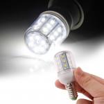Ampoule LED SMD 2835 E14 4W blanc 30 Corn ampoule, AC 220V - wewoo.fr