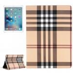 Smart Cover iPad Pro 9.7 Pouces Rayures Motif étui en cuir flip horizontal avec support et carte Machines à sous porte-monnai...