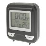 Thermomètre intérieur KG238 multi-fonction numérique - wewoo.fr