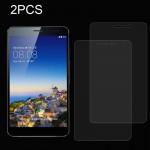 Verre trempé Tablette Huawei 2 PCS Honor 8,0 pouces 0.3mm 9H dureté de surface plein écran Protecteur d'écran - wewoo.fr