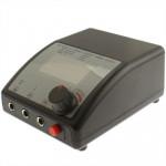 LCD numérique double alimentation tatouage machine W / plomb pédale Clipcord Pied Noir - wewoo.fr