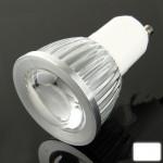 LED COB GU10 5W blanc Ampoule Spotlight, AC 85-265V N2307 - wewoo.fr