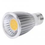 LED COB E27 5W Blanc Chaud Ampoule Spotlight, AC 85-265V - wewoo.fr