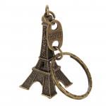 Paris Tour Eiffel Ameublement Articles Modèle Photographie Props Creative ménages Cadeau, Taille: 5 x 2,1 cm Bronze - wewoo.fr