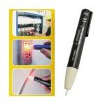 Détecteur de tension Pen sans contact AC électrique testeur - wewoo.fr
