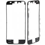 Cadre écran LCD iPhone 5 & Touch d'écran Noir - wewoo.fr