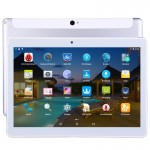Tablette 10 pouces 4G Phone Call Tablet, 10,1 pouces, 2 Go + 32 Go, Android 5.1 MTK6592 Octa de base 1,3 GHz, Dual SIM, GPS, ...