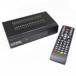 HD MPEG 4 H2.64 numérique ATSC Tuner TV les canaux d'air 1080P HDMI Sortie vidéo YUV, costumes le Canada, Mexique, États-Unis...