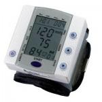 Tensiomètre XW-200 entièrement automatique poignet avec 5 clés calendrier de soutien et l'horloge - wewoo.fr