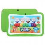 Tablette enfant Enfants Education Tablet PC, 7.0 pouces, 512 Mo + 8 Go, Android 5.1 RK3126 Quad Core 1,3 GHz, WiFi, carte TF ...