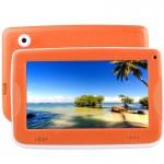 Tablette enfant Astar enfants Éducation Tablet, 7,0 pouces, 512 Mo + 4 Go, Android 4.4 Allwinner A33 Quad Core, avec étui en ...