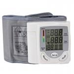Tensiomètre CK-101S entièrement automatique poignet moniteur de pression artérielle - wewoo.fr