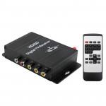 Haute vitesse ISDB-T Mobile TV numérique voiture récepteur, Costume Brésil / Pérou Chili etc. Amérique du Sud Marché Noir - ...