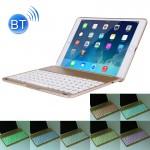 Clavier iPad Air 2 en 1 Pliable Réglable 0 - 135 Degrés Aluminium Alloy Tablet Housse Etui de Protection + Slim Bluetooth V3....