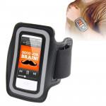 Accessories iPod Nano Sport Armband 7 Noir - wewoo.fr