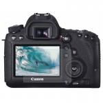 Protection écran appareil photo Caméra 2.5D bord incurvé 9H dureté de surface en verre trempé Protecteur d'écran Canon 6D - ...