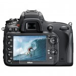 Protection écran appareil photo Caméra 2.5D bord incurvé 9H dureté de surface en verre trempé protecteur Nikon D500 / D600 D6...