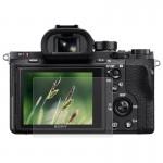 Protection écran appareil photo Caméra 2.5D bord incurvé 9H dureté de surface Trempé Protecteur d'écran en verre Sony RX100 /...