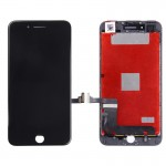Écran LCD iPhone 7 Plus + tactile Digitizer Assemblée Noir - wewoo.fr