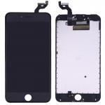 Écran LCD iPhone 6S Plus 3 en 1 LCD + cadre pavé tactile Assemblée Digitizer Noir - wewoo.fr
