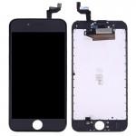 Écran LCD iPhone 6S 3 en 1 LCD + cadre pavé tactile Assemblée Digitizer Noir - wewoo.fr