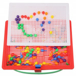 Jeu de construction DIY 120pcs enfants en plastique Puzzle Toy Spile - wewoo.fr
