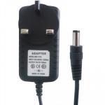 Câble & chargeur caméra CCD UK Plug Adaptateur secteur 12V 2000mA caméras Noir - wewoo.fr