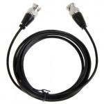 Câble BNC mâle à caméra de surveillance, Longueur: 4 m - wewoo.fr