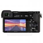 Protection écran appareil photo Sony A6000 / A6300 A6500 Caméra 2.5D bord incurvé 9H surface en verre trempé Dureté protecteu...