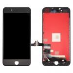 Écran LCD iPhone 7 Plus 3 en 1 LCD AUO + cadre pavé tactile Assemblée Digitizer Noir - wewoo.fr