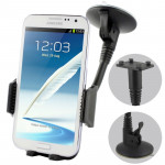 Holder Voiture Ventouse support Samsung Galaxy Note II / N7100 - wewoo.fr