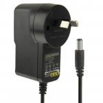 Câble & chargeur caméra CCD AU Branchez l'adaptateur AC / DC 12V 1A caméras Sortie: 5,5 x 2,1 mm Noir - wewoo.fr