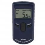 Détecteur d'humidité Hygromètre numérique MD918 bleu foncé - wewoo.fr