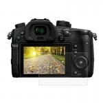 Protection écran appareil photo Panasonic GH5 caméra 2.5D bord incurvé 9H dureté de surface Trempé Protecteur d'écran en verr...
