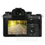 Protection écran appareil photo Sony ILCE-9 A9 Caméra 2.5D courbes bord 9H surface en verre trempé dureté Protecteur d'écran ...
