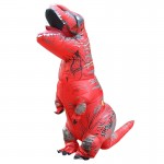Déguisement Dinosaur gonflable Costume Adulte Halloween Costumes Gonflé dragon Parti Carnaval Femmes Hommes Rouge - wewoo.fr