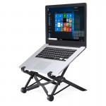 Support d'ordinateur portable NEXSTAND de bureau pliable réglable ordinateur / portable, Convient pour: plus 11,6 pouces Noir...