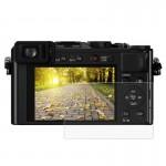 Protection écran appareil photo Panasonic DMC-LX100 Caméra 2.5D Curved Edge 9H Surface Dureté Verre Trempé Protecteur d'écran...