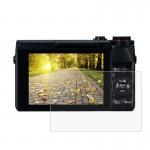 Protection écran appareil photo Protecteur d'écran en verre trempé 2.5D Curved Edge 9H Canon G7X / G9X G5X, Olympus E-M5 E-M1...