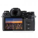 Protection écran appareil photo Fujifilm X-T1 / T2 Caméra 2.5D bord incurvé 9H surface en verre trempé dureté Protecteur d'éc...